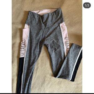 Pink yoga/ Leggings